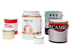 Lithographic Metal Printed Cans and Drums