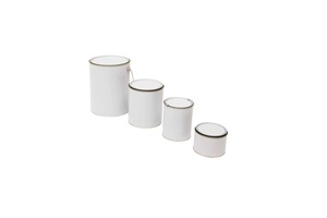 Round Tripletite Cans