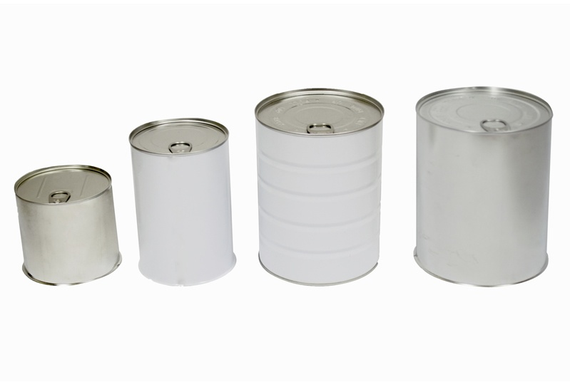 Steel Packaging Easy Open Food Cans