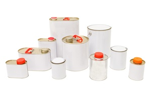 Steel Packaging Tinplate Cans